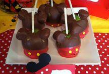 Mickey half birthday
