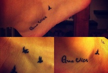 TaTo0s With meaning / On my skin forever. Loved forever*