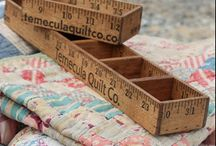 Scrap-booking Storage ideas