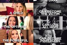 Pretty Little Liars / Great photos about the best series ever!