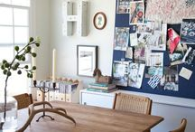 in the home / by Katy of RICEdesigns