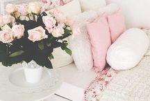 Spring room decor