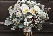 Bouquets -winter weddings