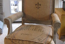 chair & sofa & bench
