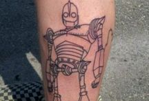 Tattoo / by Jos Lynn