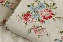 Vintage / Vintage Fabric