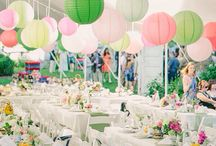 Sweet Garden Wedding / All things sweet and colorful. Perfect for your garden wedding. Try using