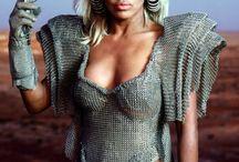 Cosplay Tina Turner (Mad Max)