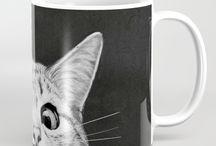 Cat-tastik! / Cool different cat stuff I find