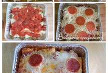 Pizza / by Diane Burch