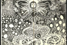 Moleskin & doodle Art