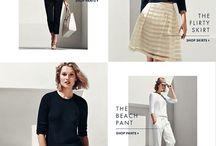 fashion catalog inspiration