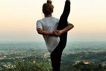 Yoga Poses & Yoga Quotes