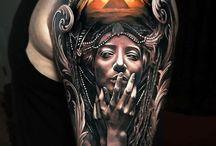 Tatuagens - Tatoos