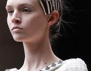 Inspirational catwalk hair