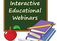 Educational webinars / by Lori Schulz