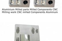 CNC Turned Parts Components