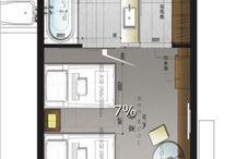 Grundrisse Hotelzimmer
