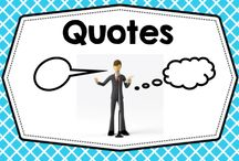 quotes / Quotes to support teachers and parents,educational focus, free printables / by Carolyn Wilhelm, NBCT, Wise Owl Factory
