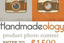 Help Me Win This Product Photography Contest / Hi everyone,  I entered Handmadeology's photo contest, would love to invite all of you to Like my Photo: on.fb.me/1tZYNqB   Don't forget You've Got To Like The Photo, untill the 6th of JUNE.  Thanks very much.