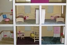 Dollhouse / by Elaine Bollhorst