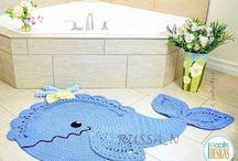 dywany na szydełku