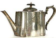 juegos de te o teteras /  Para servir el te