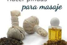 pindas para masaje