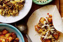 Breakfast Egg & Lunch Ideas
