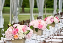 Inspiration: Table Decor / Rustic, romantic, chic and original centerpieces to decorare your reception.
