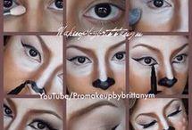 Make-up-schritte