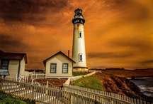 My love of lighthouses