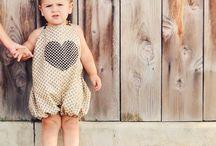 Kids Fashion / by Cissy LaLa