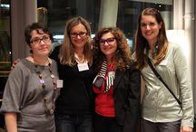 #ggdticino4 / Serata startup e imprenditorialità femminile al Bar CheckPoint di Noranco - 25 ottobre 2013