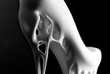 curiosidades / zapato 3D