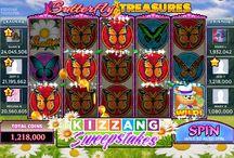 Kizzang Butterflies / Butterflies flutter in Spring and on Kizzangsweepstakes.com!