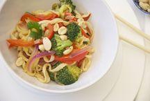 Recipes - Ramen e Noodles