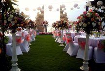 Wedding venue / Discovery kartika plaza hotel bali wedding