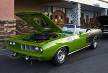 Muscle cars, old & new / by Yahoo Autos