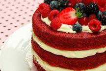 Bolos naked cake