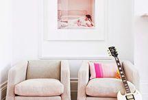 Interiors - Pink