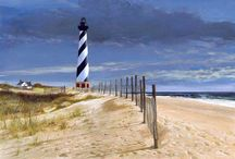 Lighthouses / by Fred Massaro