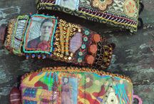 Cuff,Bisutería textil,collares,pendientes,pulseras.