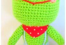 jennyandteddy tutorials / Free and easy crochet pattern from jennyandteddy / by jennyandteddy