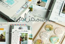 Minis, journals and SMASH ideas / love me a good mini / by Nicole M