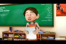 Animated Shorts / To add to lessons