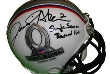Louisville Cardinals Autographed Football Collectibles / Welcome to my selection of autographed Louisville Cardinals footballs & more. We at Southwestconnection-Memorabilia offer a wide variety of autographed NCAA collectibles including Footballs, Full Size Helmets, Mini Helmets, Jerseys, Pylons & Lithos! Please check out my website: www.AutographedwithProof.com for additional autographed memorabilia, including MLB, NFL, NHL, NBA and more! All items include photographic proof of our encounter with the athlete to insure authenticity!