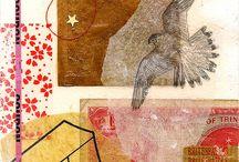 Collages / Eigenwijze kunst