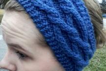 Knitting projets