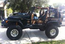 Project Jeep / So I bought a 2005 Jeep Wrangler and here are some ideas for it